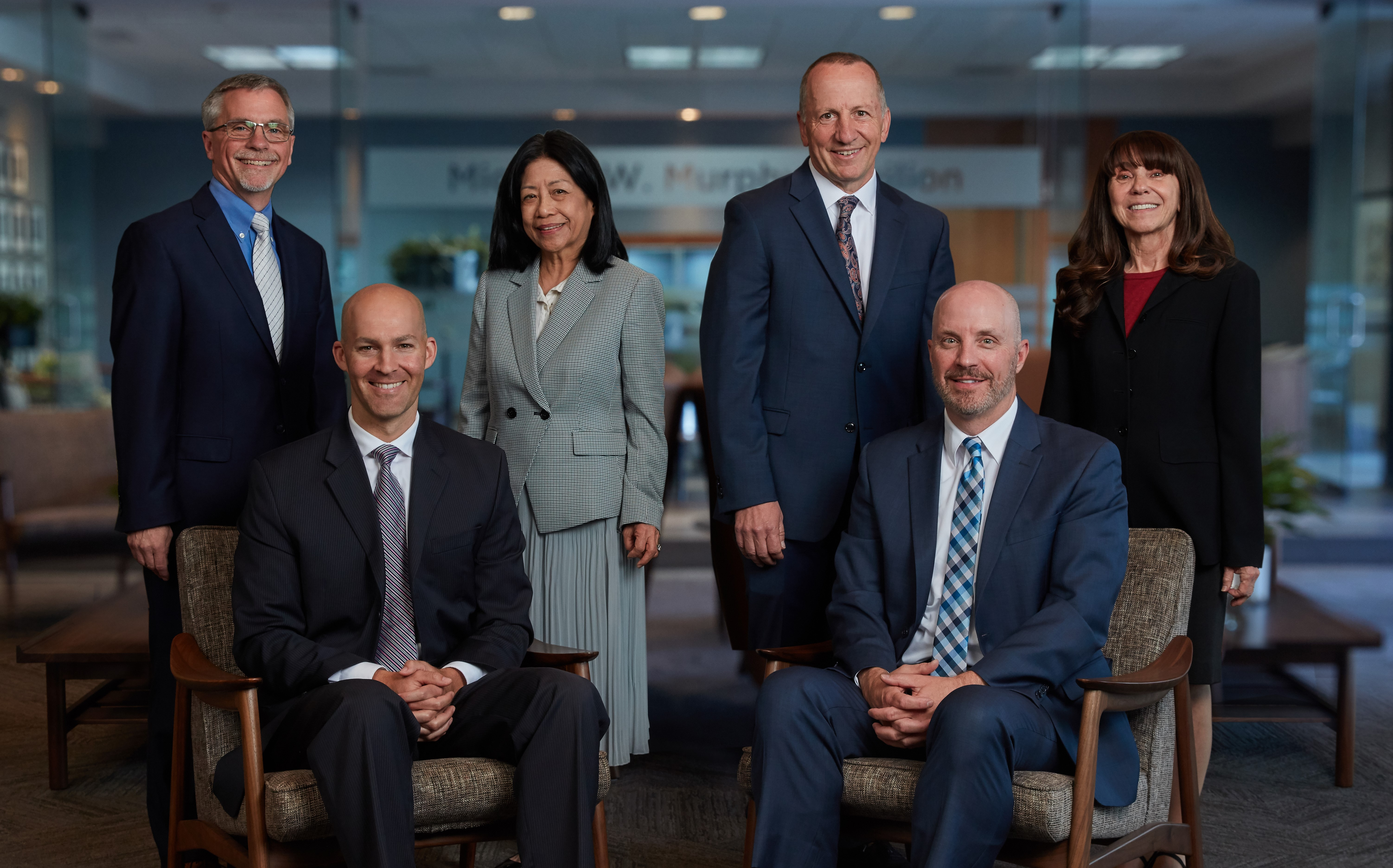 Sharp Community Medical Group Executive Team