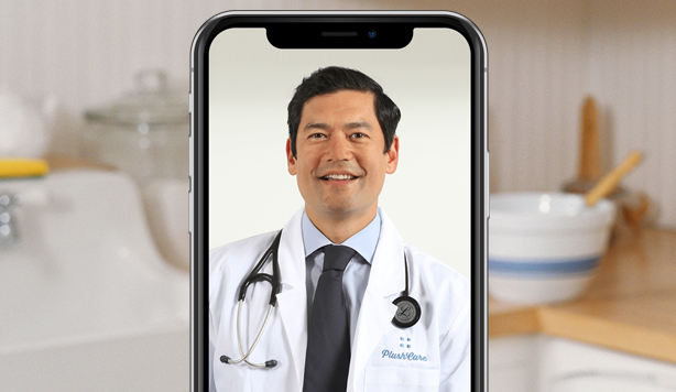 Doctor telehealth